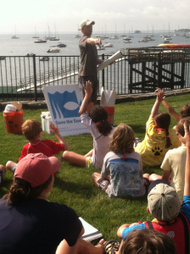 Summer Outreach at Save the Sound: 'Youth Education and Outdoor Fun Are the Best Ways to Create a Conservationist Mentality' | DESARTSONNANTS - CRÉATION SONORE ET ENVIRONNEMENT - ENVIRONMENTAL SOUND ART - PAYSAGES ET ECOLOGIE SONORE | Scoop.it