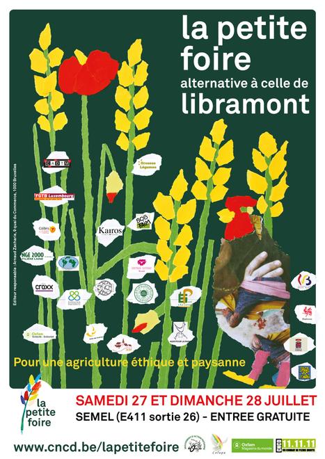 La Petite Foire, pour une agriculture paysanne | Occupy Belgium | Scoop.it