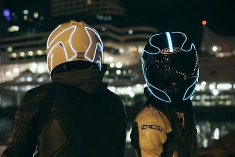 Lightmode Motorcycle Helmets. | Rogermotard | Scoop.it
