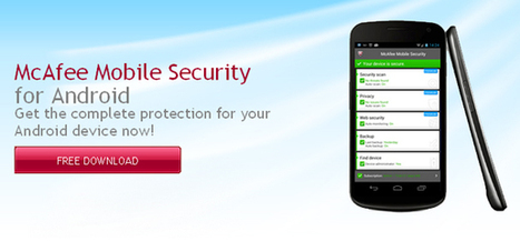 download free mcafee antivirus for android