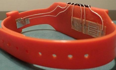 PaperWatch, el wearable hágalo usted mismo | Salud Conectada | Scoop.it