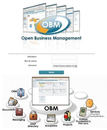 Logiciel professionnel gratuit OBM 3 Fr 2014 Script Licence gratuite  Groupware , CRM , Messagerie ,agenda , gestion de projet 39cbd728973a