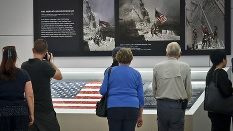 Newsela | 9/11 flag featured in iconic photo returns to ground zero | Thinking, Learning, and Laughing | Scoop.it
