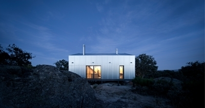 Casa Garoza: a contemporary shed in rural Spain | sustainable architecture | Scoop.it