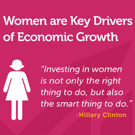 Resolutions: Female Entrepreneurs Are Key to Sustainable Global Development | Team Success : Global Leadership Coaching Tips and Free Content | Scoop.it