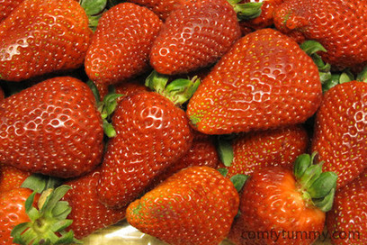 A strawberry a day keeps the oxidative stress away? | Erba Volant - Applied Plant Science | Scoop.it