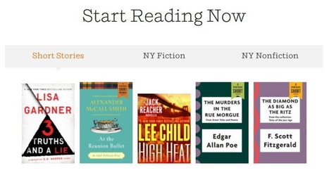 Penguin Random House, MTA Offer Free E-books to NYC Straphangers   Ebook and Publishing   Scoop.it