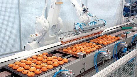Agroalimentaire : les robots remontent la chaîne de production - Agro Media | Actualité de l'Industrie Agroalimentaire | agro-media.fr | Scoop.it