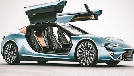 A Car that's powered by Salt Water | Technology in Business Today | Scoop.it