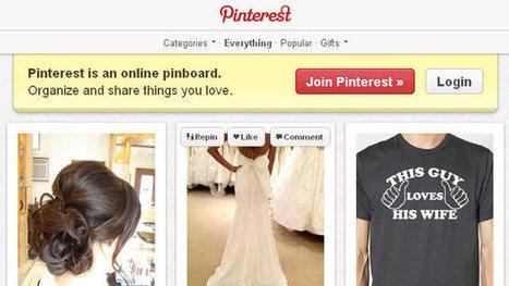 Is Pinterest Revealing Your Secrets? | Pinterest | Scoop.it