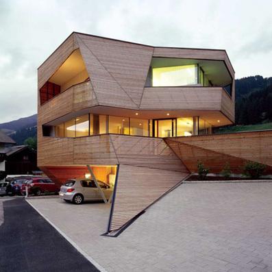 Cube House by Plasma Studio | my like | Scoop.it