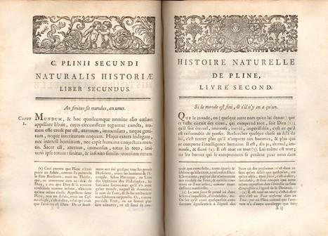 Pline l'Ancien, critique viticole avant la lettre | Wine and the City - www.wineandthecity.fr | Scoop.it
