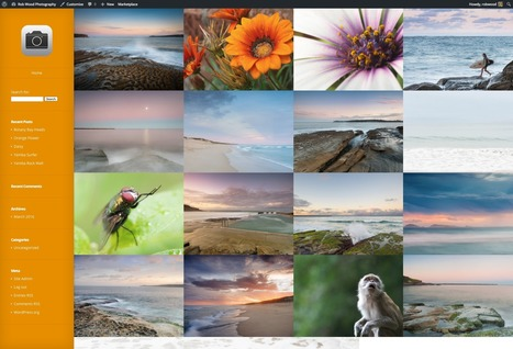 How to Start a Photography Blog That Rocks   Hunted & Gathered   Scoop.it