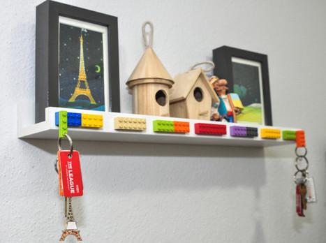 Besta Wall Unit Hack Ikea Hackers Homemade