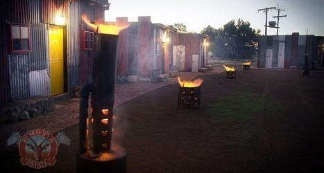 Slum-Like African Resort Gives Rich Tourists a Taste of Hard Life | Strange days indeed... | Scoop.it