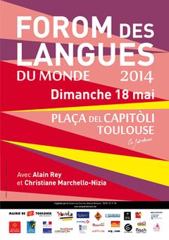 Carrefour Culturel Arnaud Bernard - Forom des Langues