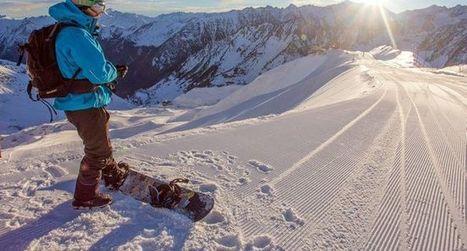 Pyrénées : premier vrai week-end de glisse ! | Vallée d'Aure - Pyrénées | Scoop.it