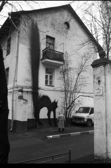 Street Art by 0331C – A Collection | Les princesses de Marie | Scoop.it
