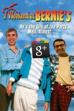 This Is Just Getting Sad, Larry: Google's Latest Effort to Prop Up Google+ | About Google | Scoop.it