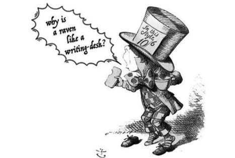 The Story Behind Lewis Carroll's Unsolvable Riddle | Digital Storytelling Tools, Apps and Ideas | Scoop.it