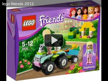 lego lance d but 2012 lego friends. Black Bedroom Furniture Sets. Home Design Ideas