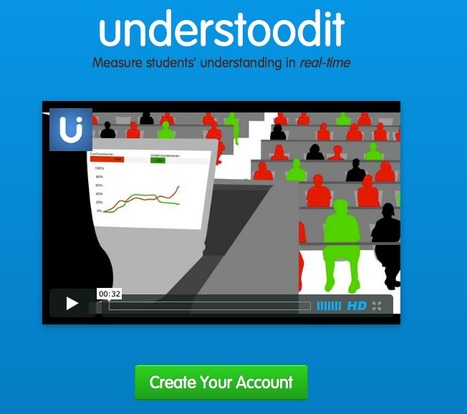 Understoodit.com - Understand Your Students   Better teaching, more learning   Scoop.it