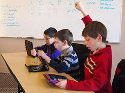 IPads Can Promote Language Skills Among Autistic Children | Mobile learning for students and teachers | Scoop.it