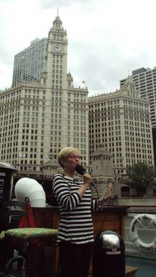 Boat tours offer a new angle on Chicago architecture - Dallas Morning News | Architecture | Scoop.it