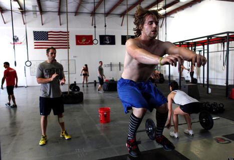 What CrossFit Is Really Like | Digital Consumption | Scoop.it