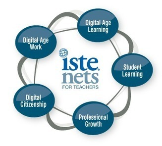 NETS for Teachers - Download the standards for evaluating skills and knowledge for educators | Tech & Education | Scoop.it