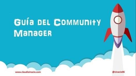 E-book gratis - guía del Community Manager en PDF | MKT | Scoop.it