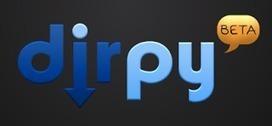 Dirpy descarga vídeo y audio | Las TIC en el aula de ELE | Scoop.it