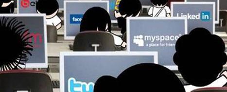 4 formas das redes sociais auxiliarem seu trabalho em 2013 ... | It's business, meu bem! | Scoop.it