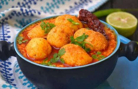 dum aloo chutney wale recipe in hindi aloo recipes forumfinder Images