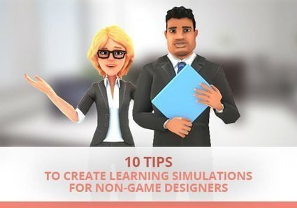 10 Tips To Create Learning Simulations For Non-Game Designers - eLearning Industry | Sinapsisele 3.0 | Scoop.it