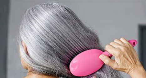 gray hair\' in HOME REMEDIES | Scoop.it