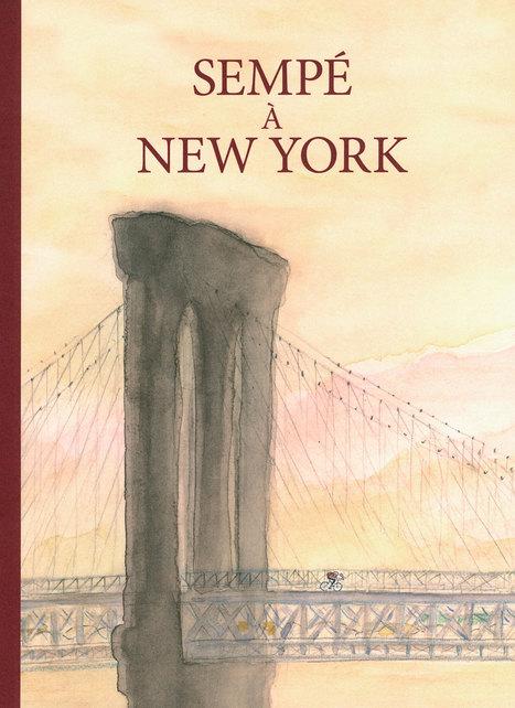 Âgé de 84 ans, Sempé met fin à sa collaboration avec le New Yorker | Cultures & Médias | Scoop.it