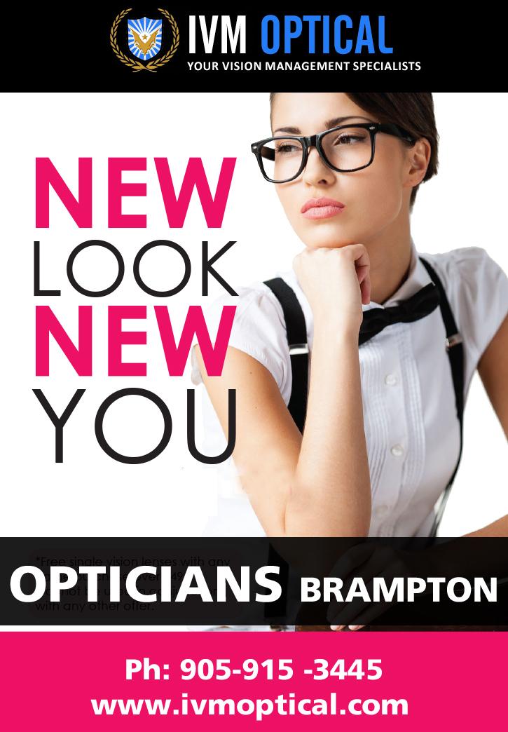 41404bb5a37 Optician in Brampton