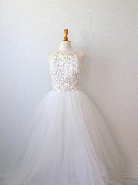 Vintage Wedding Gown | Flickr - Photo Sharing! | Vintage Whatever | Scoop.it