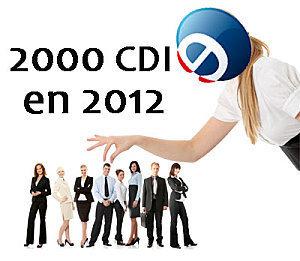 Pole Emploi va recruter 2000 CDI cette année... | Actualités Emploi et Formation - Trouvez votre formation sur www.nextformation.com | Scoop.it