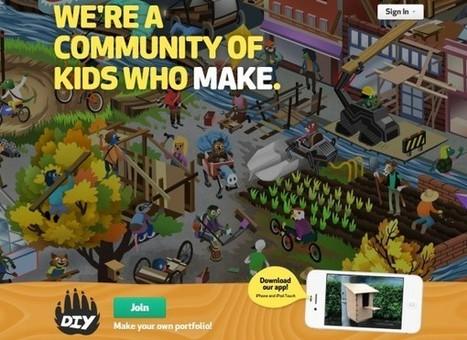 DIY – Una comunidad de niños creativos mostrando sus trabajos.-   Educación Nivel Inicial   Scoop.it