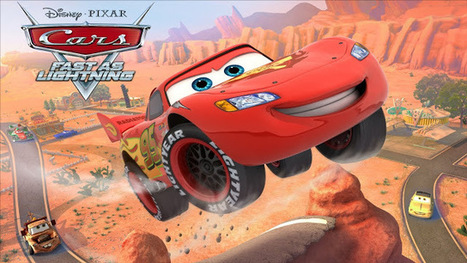 Cars: Fast as Lightning MOD APK [Unlimited Gold