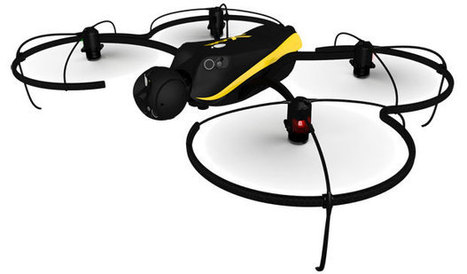 SenseFly's eXom Drone Uses Vision and Ultrasound to Fly Precisely, Safely | Rise of the Drones | Scoop.it