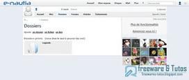 E-nautia : votre disque virtuel en ligne | Trucs et astuces du net | Scoop.it