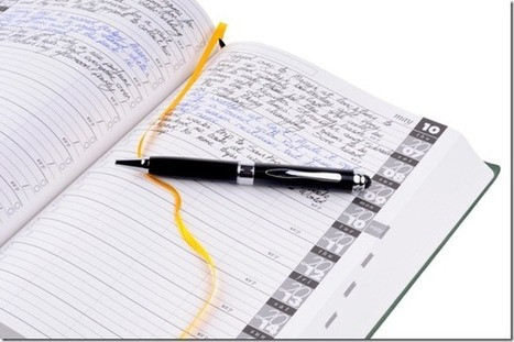 thriftymommastips: How to Keep Your Passion for Journaling ... | Journal For You! | Scoop.it