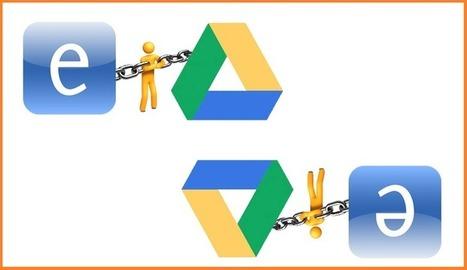 Una guía visual para conectar Google Drive con Edmodo | Recull diari | Scoop.it