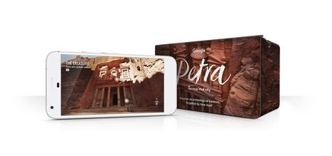 A virtual trek through Petra with Google Cardboard | E-tourisme et communication | Scoop.it