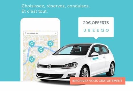 Super Bon Plan code promo Ubeeqo   -20% sur la location de voiture bdf19ab827f4