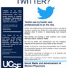 Social Media and Healthcare
