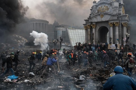 Heroes from Maidan - Eric Bouvet | Explore & document the World | Scoop.it